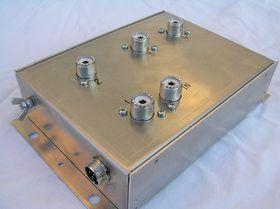 Тест-макет корпуса, алюминий 1-2мм