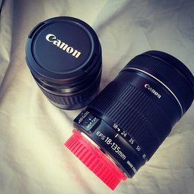 Крышка к объективам Canon, байонет EFS